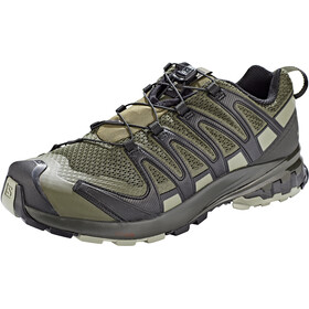 Salomon XA Pro 3D v8 Schoenen Breed Heren, grape leaf/peat/shadow